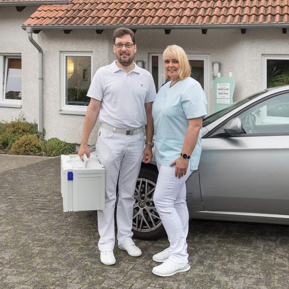 Hausbesuche | Zahnarzt Dr. Lempa Wolfenbüttel